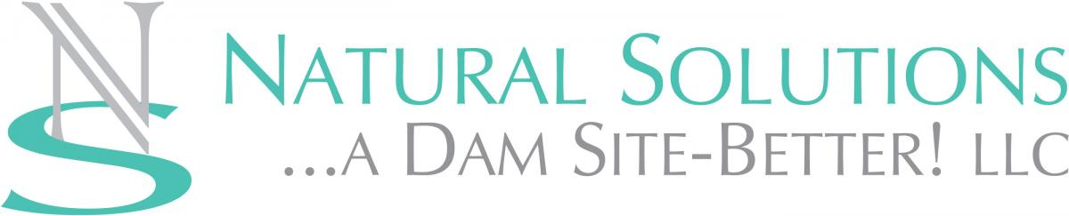 NATURAL SOLUTIONS . . .  A Dam Site - Better! LLC