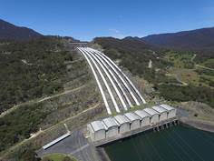 Tumut Hydroelectric Power Station